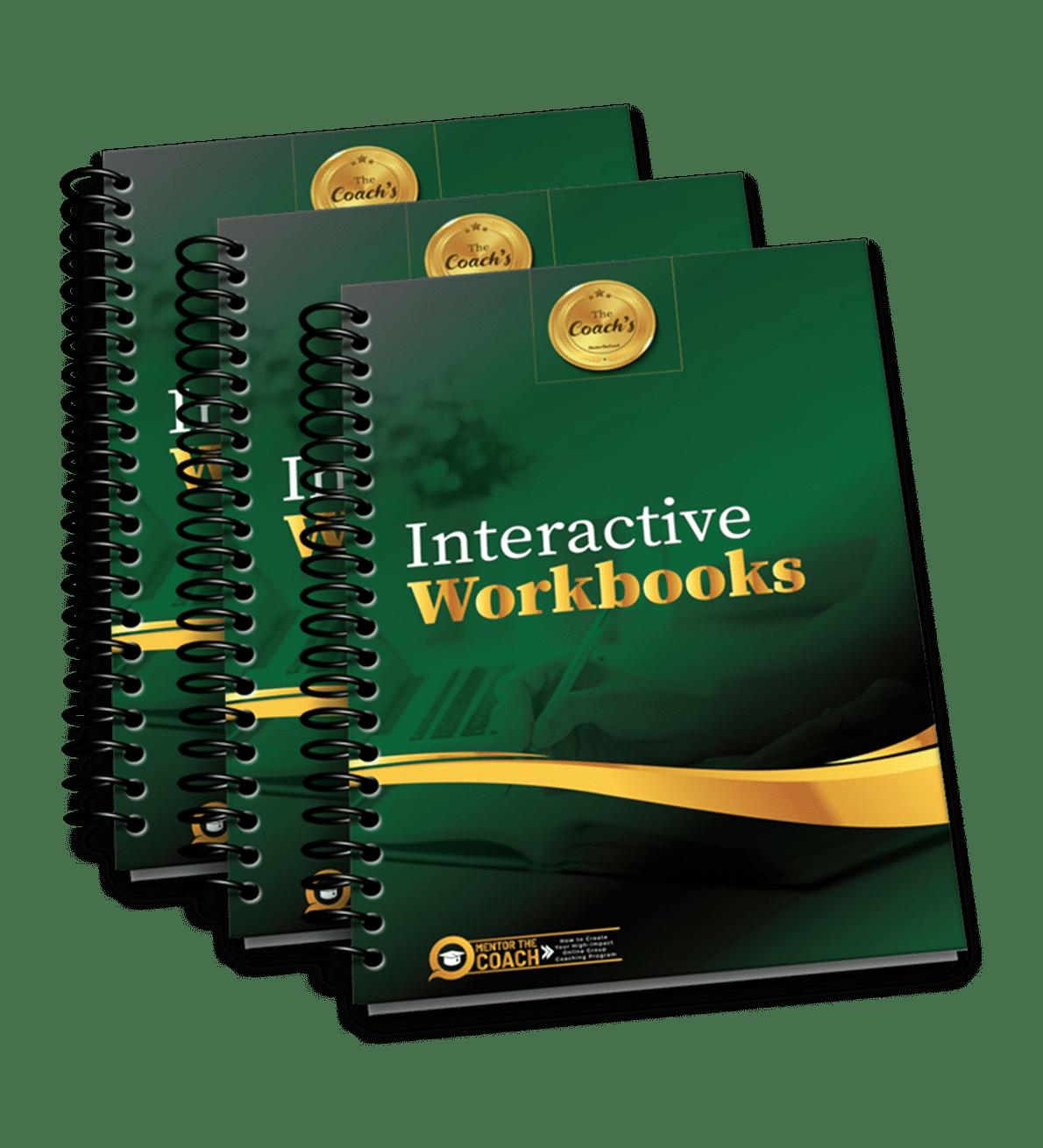 Collage-Interactive Workbooks