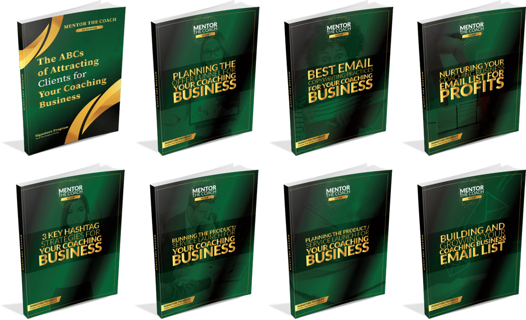 Collage of Business Strategy Guides